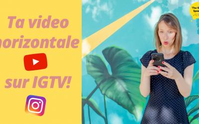 Partager une vidéo YouTube sur IGTV