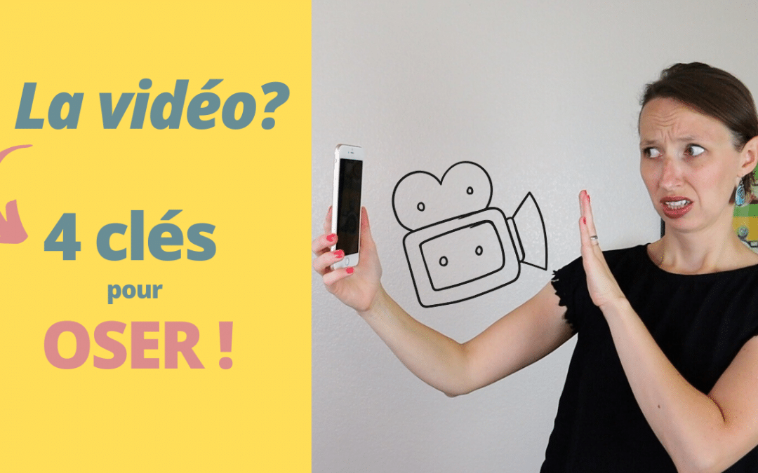 Comment vaincre la peur de faire votre première vidéo