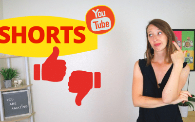 LES SHORTS YOUTUBE, 3 RAISONS DE NE PAS EN FAIRE !