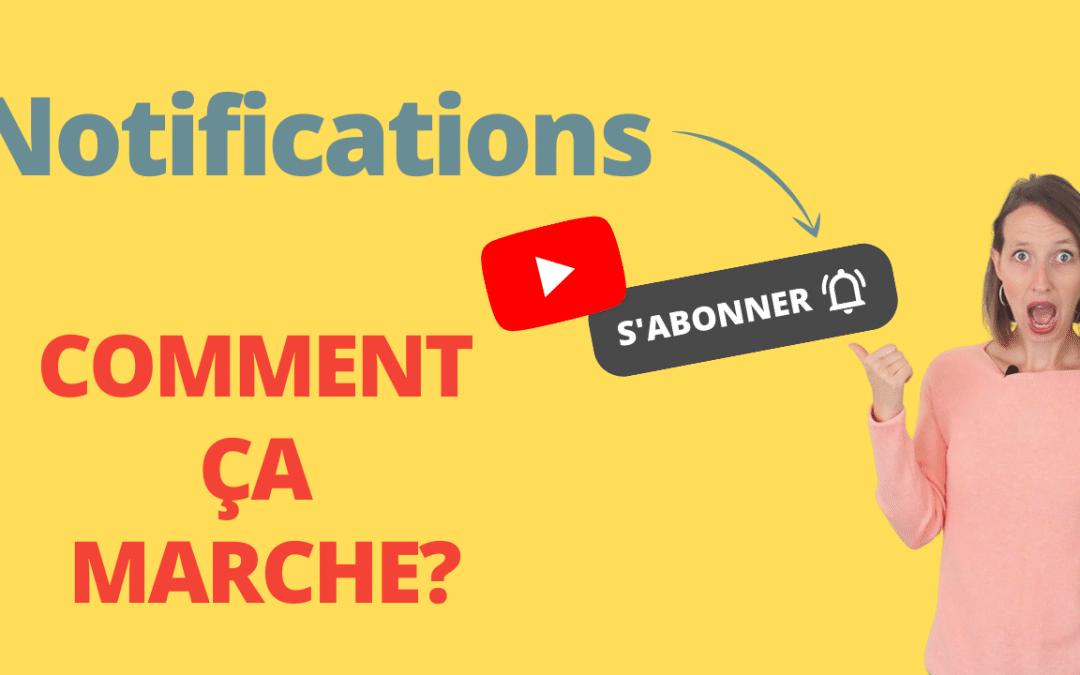 Notifications YouTube | AUGMENTE TES VUES GRÂCE À LA PETITE CLOCHE !