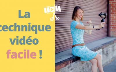 Technique vidéo pour Débutants | 5 ÉTAPES pour faire de MEILLEURES VIDÉOS Face caméra